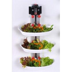 Porta platos de pared para hostelería Plate Mate de 6 platos