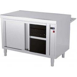 Mueble autoservicio self service reserva caliente