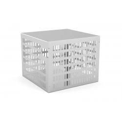 Caja ventilada acero inox para unidades condensadoras