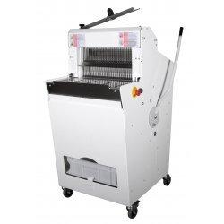 Cortadora de pan eléctrica con base y carga horizontal S4V/S5V
