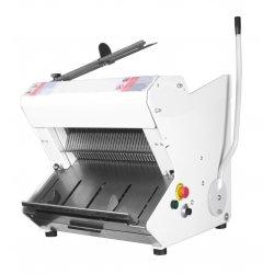 Cortadora de pan eléctrica de sobremesa y carga inclinada S4/S5