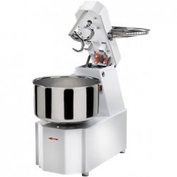 Amasadora de espiral elevable GTSX 50 de 1 o 2 velocidades