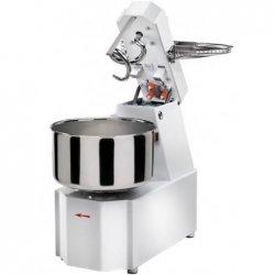 Amasadora de espiral elevable GTSX 60 1 velocidad