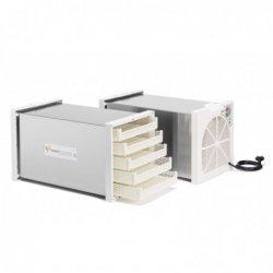 Deshidratador Biosil B5 cuerpo de acero y cestas de plastico