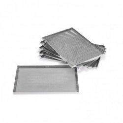 Cesta de acero Biolux - Kit de 6 unidades