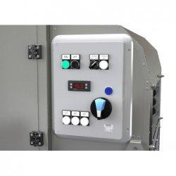 Deshidratador industrial BioMast Plus de 72 bandejas 70X50 con control de humedad
