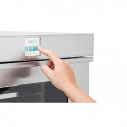 Deshidratador profesional BioPro con control de humedad 12 cestas 40x60