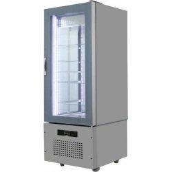 Armario de cristal refrigerado 620x600x1620 SFL5-1