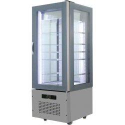 Armario de cristal refrigerado 620x660x1620 SFL5-4