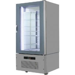 Armario de cristal refrigerado 820x660x1620 SFL7-1