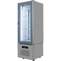 Armario de cristal refrigerado 620x660x1960 SFL6-1