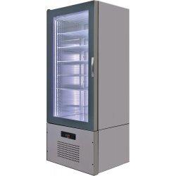 Armario de cristal refrigerado 820x660x1960 SFL8-1