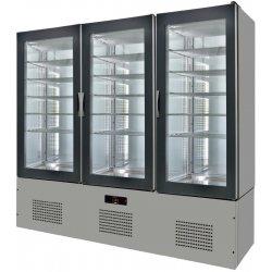 Armario de cristal refrigerado 1860x660x1960 SFL18-1