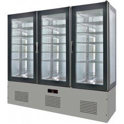Armario de cristal refrigerado 1860x660x1960 SFL18-4
