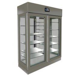 Armario de cristal refrigerado 1650x660x2200 Modelo Luxur SBL16-3