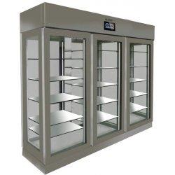 Armario de cristal refrigerado 2480x660x2200 Modelo Luxur SBL25-3