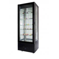 Armario de cristal refrigerado 820/1650x670x2250 Modelo Florence XL