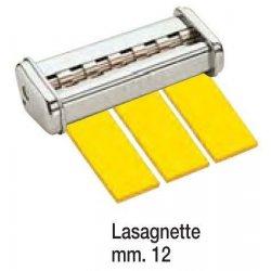 Cortador de pasta IMPERIA SIMPLEX T.5 Lasagnette 12 MM.