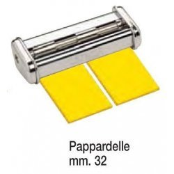 Cortador de pasta IMPERIA SIMPLEX T.6 Papardelle 32 MM.
