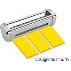 Cortador de pasta IMPERIA RESTAURANT T.5 LASAGNETTE 12 MM.