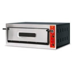 Horno eléctrico de 2 pizzas 60x40 T2
