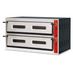 Horno eléctrico de 3+3 pizzas 60x40 T33