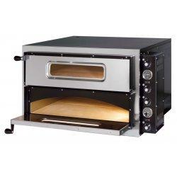 Horno 4+4 pizzas de 35cm Ø ENTRY 44