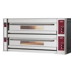 Horno OEM Millenium Valido 1235LB EM 6+6 pizzas de 36 Ø