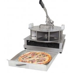 Cortadora de porciones de pizza Semi-automática SHA32-8
