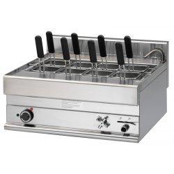 Cuece-pastas eléctrico 40 Lt 8 cestas 1/4