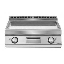 Plancha eléctrica cromada de sobremesa PK 90/80 FTES-CR-T