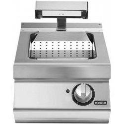 Mantenedor caliente eléctrico de sobremesa Fondo 700 Pratika