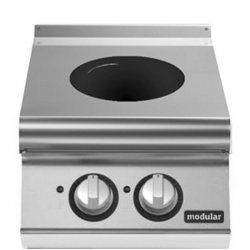 Cocina a inducción de sobremesa Fondo 700 Pratika