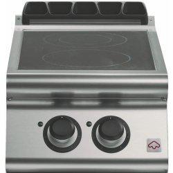 Cocina a inducción de sobremesa 2 zonas de cocción Fondo 700 Emotion