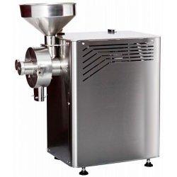 Refinadora de muelas de acero para cacao y frutos secos 50-100 kg/h