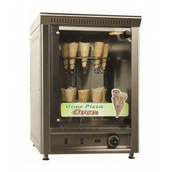 Horno para conos de pizza electrico 16 conos