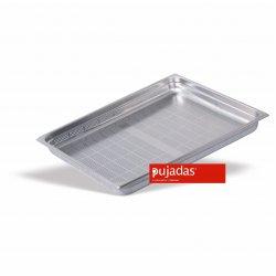 Cubeta perforada Pujadas GN 2/1 de alta calidad europea