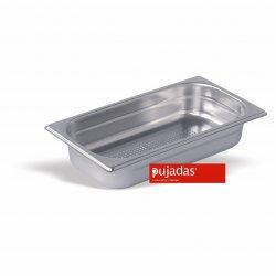Cubeta perforada Pujadas GN 1/3 de alta calidad europea