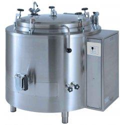 Marmita a presión con autoclave eléctrica indirecta 160 Litros PEIF-150A