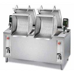 Cocedor Automático Electrónico BCPER2-250 Lt Cuecepastas 2 cubas