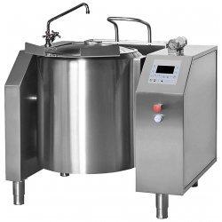 Sartén eléctrica basculante con mezclador circular de 150 Litros BMT150-210ºC