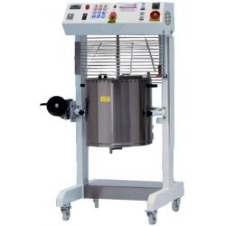 Cocedor con mezclador de alta temperatura blanco C602EIB