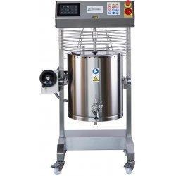 Cocedor con rascador y variador alta temperatura C80CSEIA