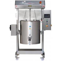 Cocedor con rascador y variador alta temperatura C100CSEIA