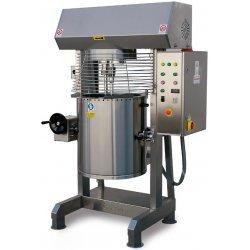 Cocedor planetario con mezclador de alta temperatura PL120VVI