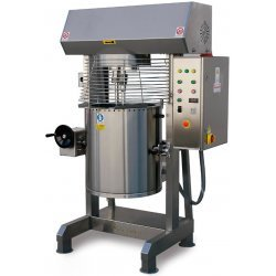 Cocedor planetario con mezclador de alta temperatura PL150VVI