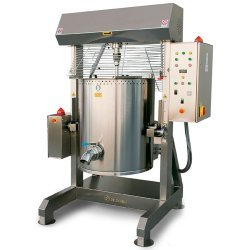 Cocedor con rascador y variador alta temperatura C200CSEI