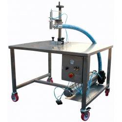 Dosificadora volumetrica Tavolo 20-700 cc para conexión directa a cocedor