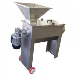 Despulpadora, coladora, deshuesadora para frutas 550 Kg/h - Mod - D550