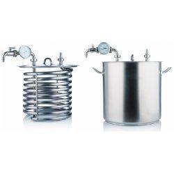 Pasteurizador para zumos de 60 a 80 L/H